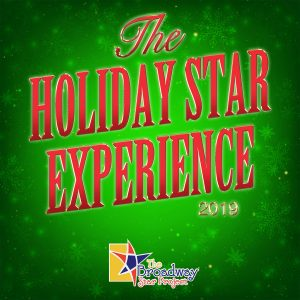 Cover art of The Holiday Star Experience 2019 Christmas album